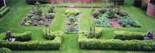 Penelope's 2009 garden001